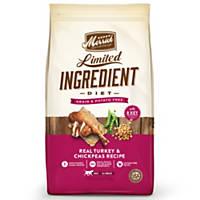 Merrick Limited Ingredient Diet Grain Free Turkey & Sweet Potato Adult Dog Food