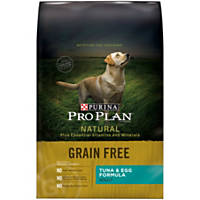 Pro Plan Natural Grain Free Tuna & Egg Adult Dog Food