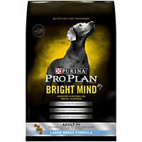 Pro Plan Bright Mind Chicken & Rice Large Breed Senior Dog Food