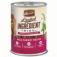 Merrick Limited Ingredient Diet Real Turkey Recipe Dog Food