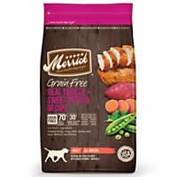 Merrick Grain Free Turkey & Sweet Potato Dog Food