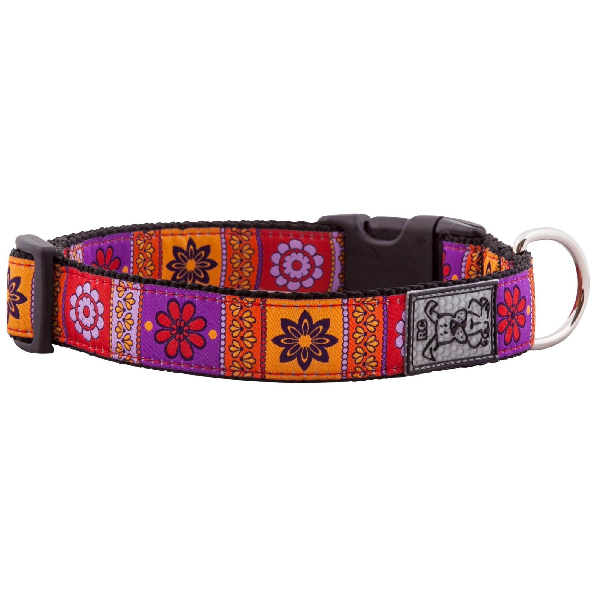 RC Pet Products Trendy Mehndi Dog Collar