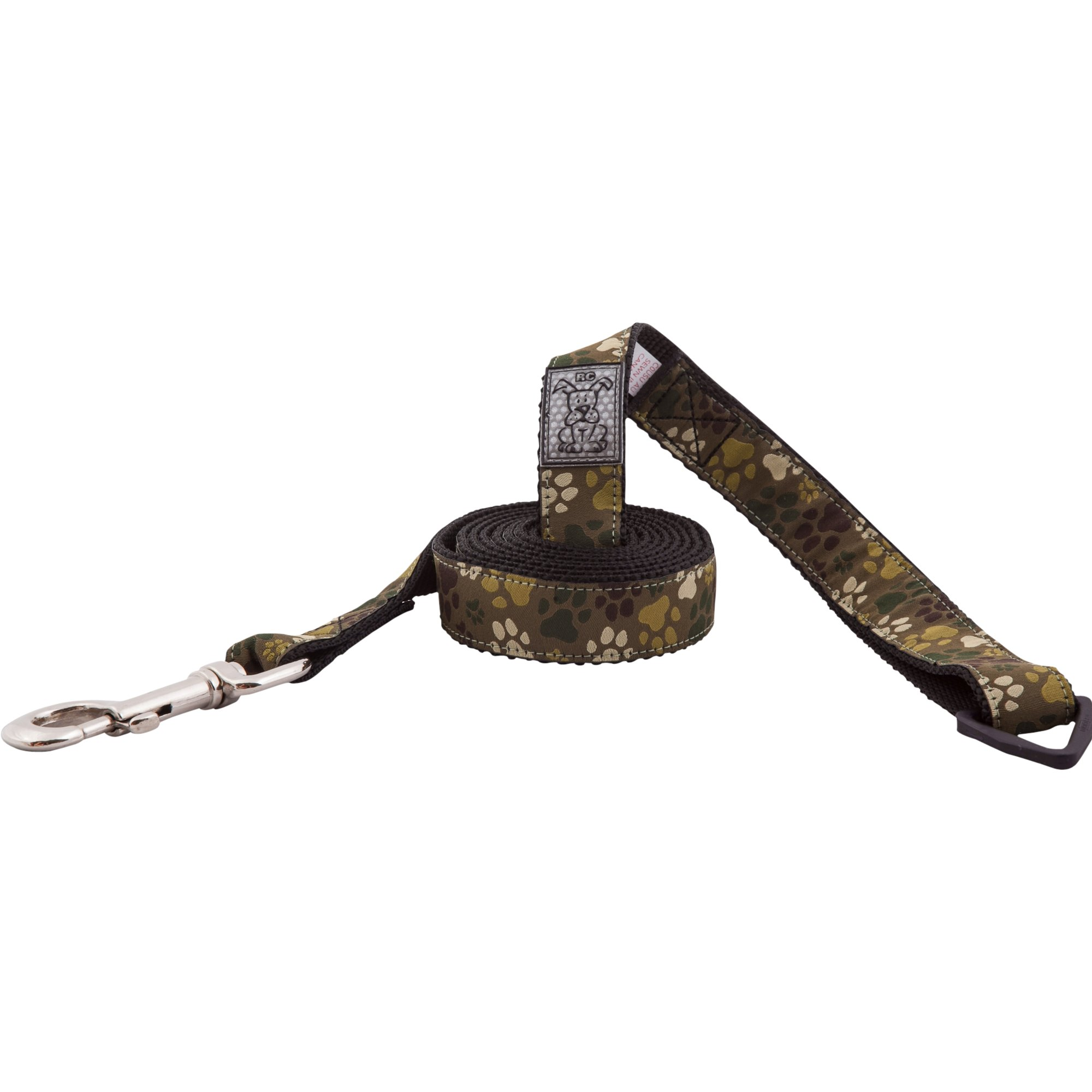 RC Pet Products Pitter Patter Camo Print Dog Leash