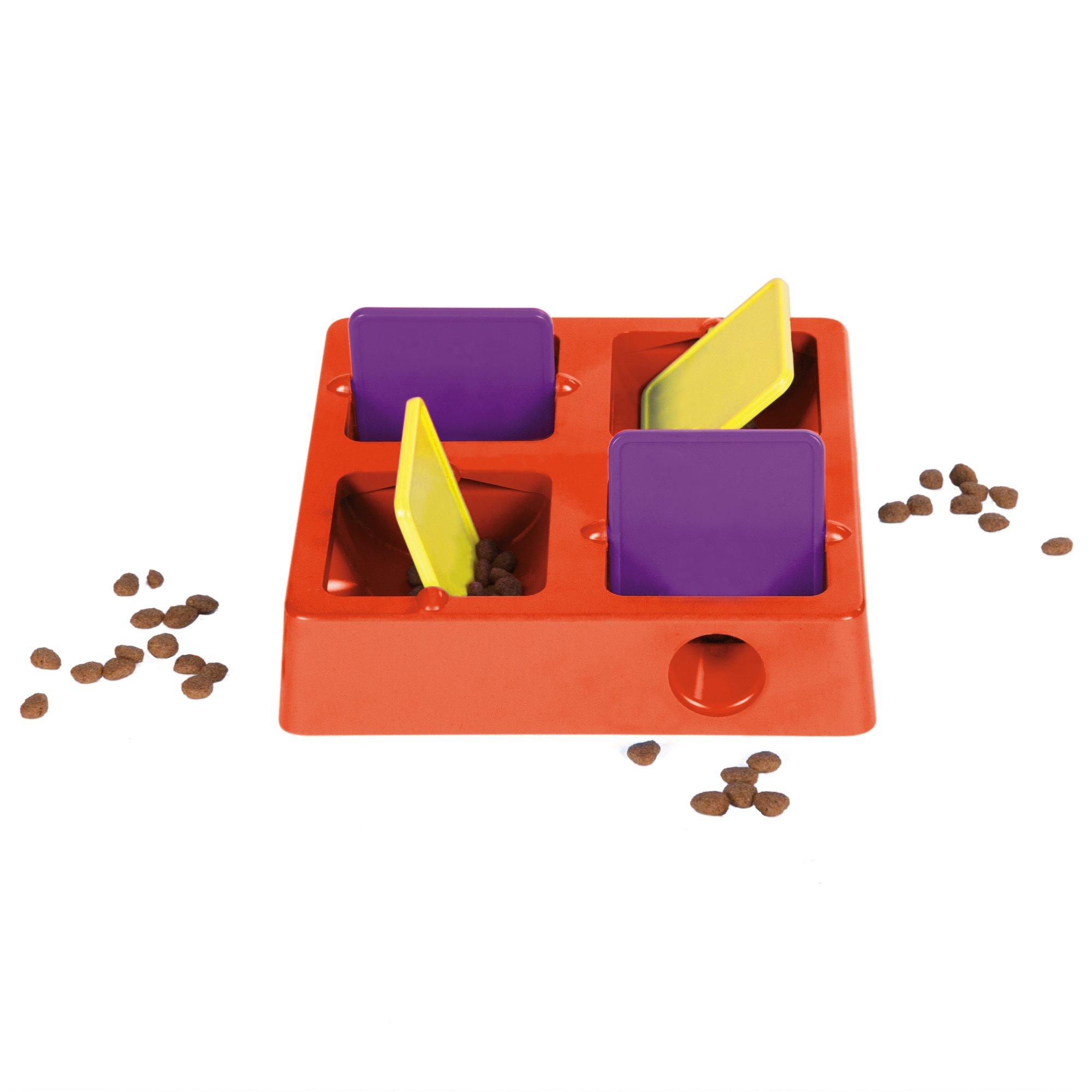 Outward Hound Tic Tac Twirl Dog Toy Puzzle