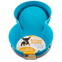 Bowlmates by Petco Small Blue Base for Gravity Feeder or Waterer