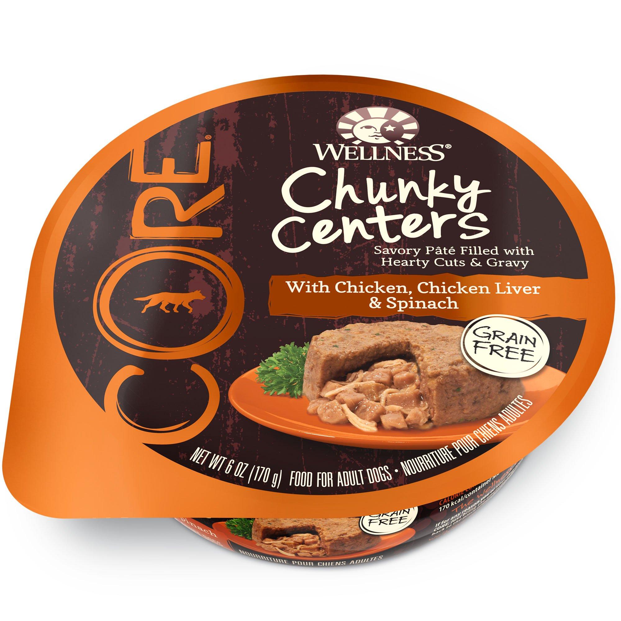 Wellness CORE Chunky Centers Chicken