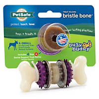 PetSafe Busy Buddy Dental Support Bristle Bone