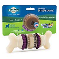 PetSafe Busy Buddy Dental Support Bristle Bone