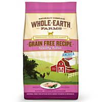 Whole Earth Farms Grain Free Real Chicken Kitten Food