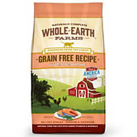 Whole Earth Farms Grain Free Real Salmon Cat Food