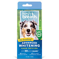 TropiClean Fresh Breath Advanced Whitening Gel