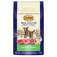 Nutro Natural Choice High Protein Grain Free Lamb & Chickpeas Adult Dog Food