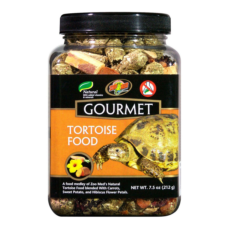 Zoo Med Gourmet Tortoise Food 7.5 Oz