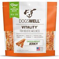 Dogswell Vitality Chicken Breast Jerky Dog Treats