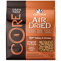 Wellness CORE Air Dried Turkey & Chicken Grain Free Adult Dog Food