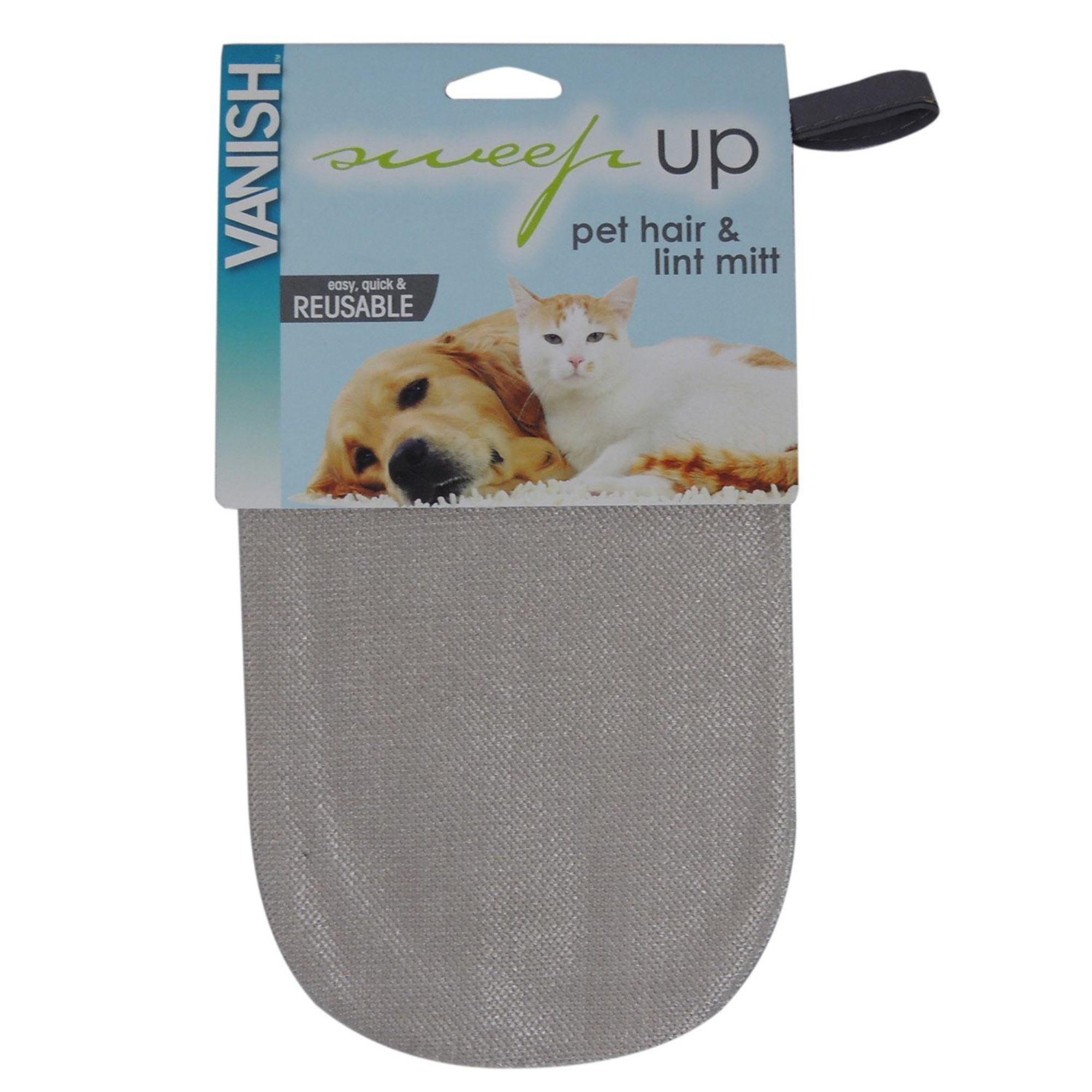 Vanish Sweep Up Pet Hair & Lint Mitt