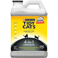 Tidy Cats 4-in-1 Clumping Cat Litter