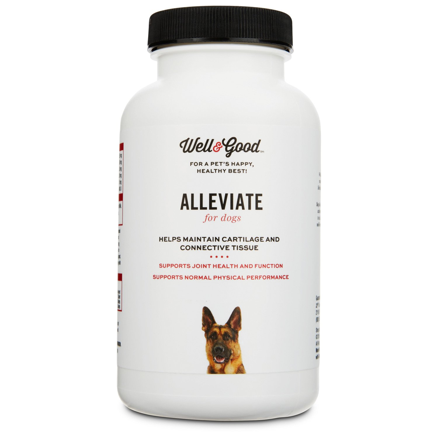 Well & Good Alleviate For Dogs