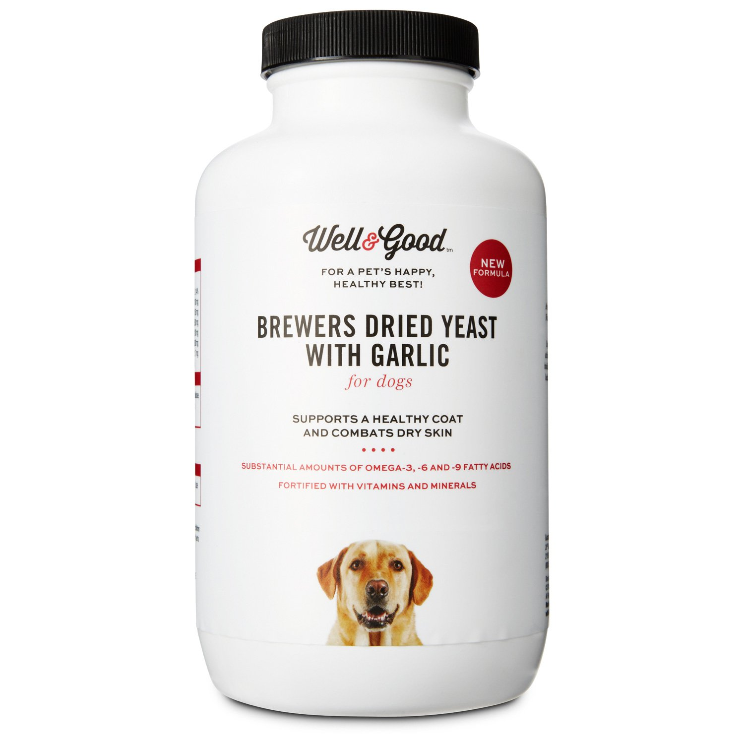 Well & Good Brewer's Yeast & Garlic Tablets
