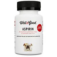 Well & Good Buffered Large Dog Aspirin