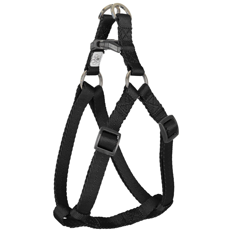 Good2Go Easy Step-In Black Comfort Dog Harness