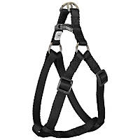 Good2Go Easy Step-In Black Comfort Dog Harness