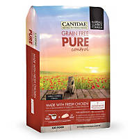 Canidae Grain Free Pure Hairball Control Cat Food, 4 lbs.
