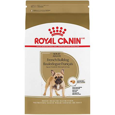 royal canin breed health nutrition french bulldog adult dry dog food petco. Black Bedroom Furniture Sets. Home Design Ideas
