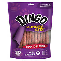Dingo Munchy Stix Dog Treats