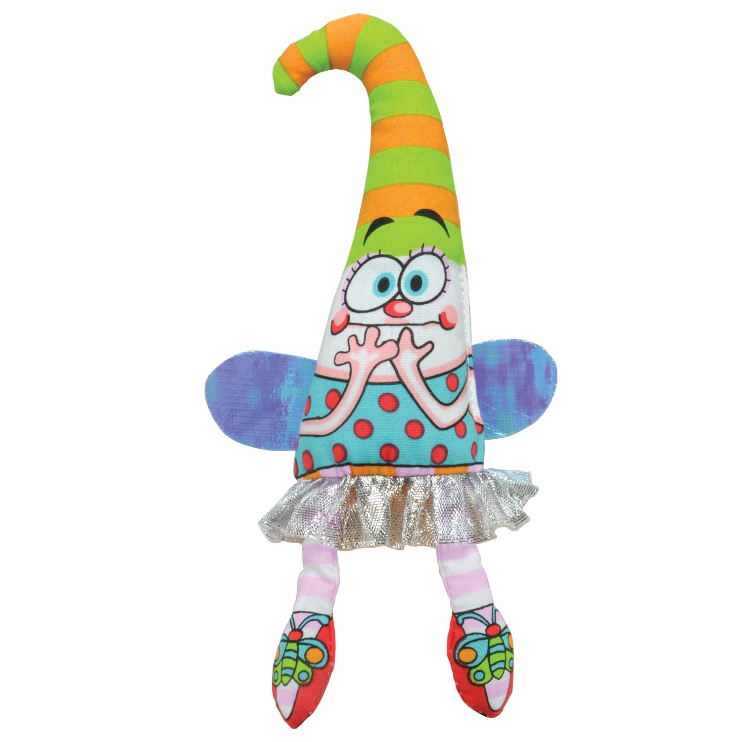 Petstages Frazzled Fairy Cat Toy