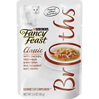 Fancy Feast Broths Classic Chicken