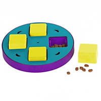Outward Hound Doggy Blocks Spinner Dog Toy Puzzle