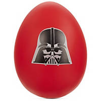 STAR WARS Squeaky Darth Vader Egg Dog Toy