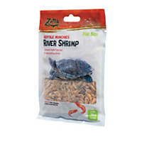 Zilla Reptile Munchies River Shrimp Reptile Food