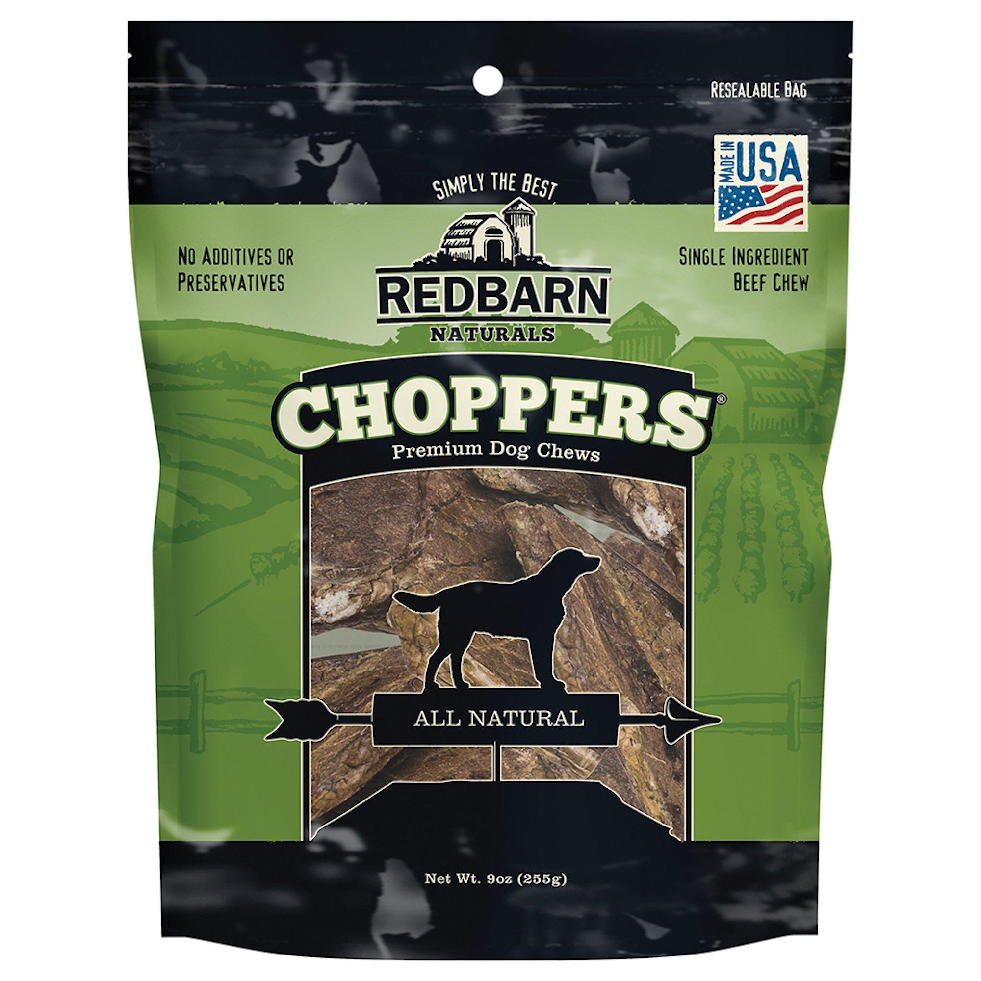 Red Barn Choppers Dog Treats