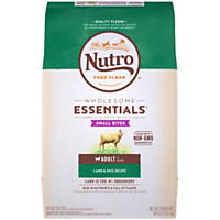 Nutro Small Bites L.I.D. Lamb & Rice Adult Dog Food