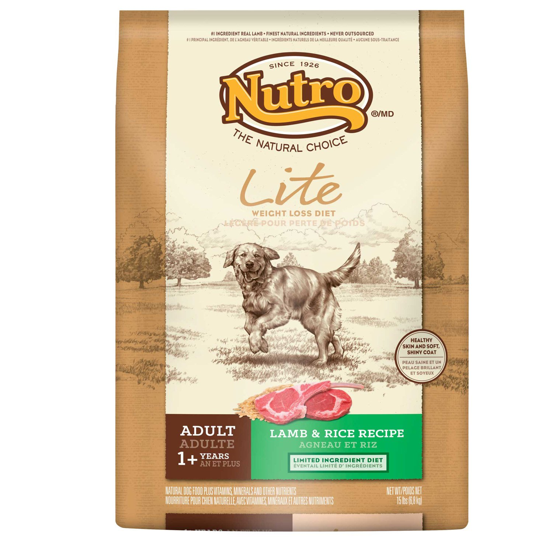 Nutro Limited Ingredient Dog Food