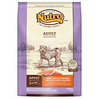 Nutro Natural Choice Fish, Whole Brown Rice & Potato Adult Dog Food