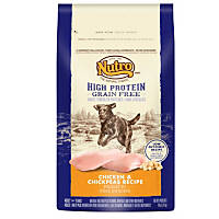 Nutro Natural Choice High Protein Grain Free Chicken & Chickpeas Adult Dog Food