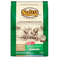 Nutro Natural Choice Limited Ingredient Diet Lamb & Rice Large Breed Puppy Food