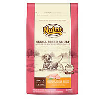 Nutro Chicken, Whole Brown Rice & Oatmeal Small Breed Adult Dog Food