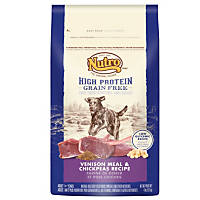 Nutro Natural Choice High Protein Grain Free Venison & Chickpeas Adult Dog Food