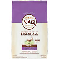 Nutro Natural Choice Venison Meal, Whole Brown Rice & Oatmeal Adult Dog Food