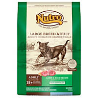 Nutro L.I.D. Lamb & Rice Large Breed Adult Dog Food