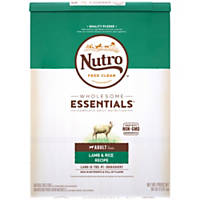 Nutro L.I.D. Lamb & Rice Adult Dog Food