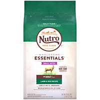 Nutro Natural Choice Small Bites L.I.D. Lamb & Rice Adult Dog Food