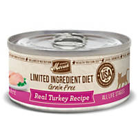 Merrick Limited Ingredient Diet Grain Free Turkey Canned Cat Food