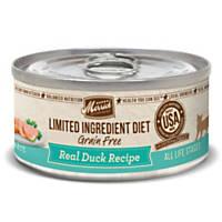 Merrick Limited Ingredient Diet Grain Free Duck Canned Cat Food