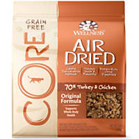 Wellness CORE Air Dried Turkey & Chicken Grain Free Adult Cat Food