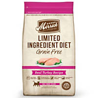 Merrick Limited Ingredient Diet Grain Free Turkey Cat Food